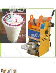 Electric Cup Sealing Machine | Manufacturing Equipment for sale in Akwa Ibom State, Uyo