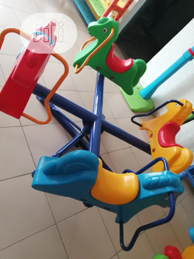Merry Go Round For Daycare Centers And Children Parks