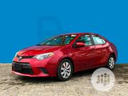 Toyota Corolla 2015 Red | Cars for sale in Lagos State, Lekki Phase 1