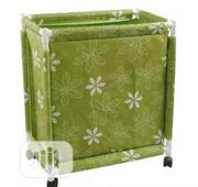Oxford Clothes Laundry Basket With Cover | Home Accessories for sale in Lagos State, Lagos Island