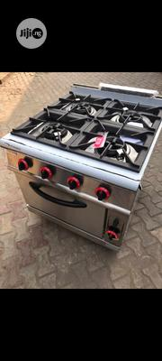 Four Burners Gas Cooker With Oven | Kitchen Appliances for sale in Lagos State, Ojo