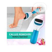 Hard Dry Dead Cuticle Electric Foot Care Skin Remover | Bath & Body for sale in Lagos State, Surulere