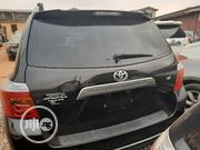 Toyota Highlander 2008 Limited 4x4 Black   Cars for sale in Oyo State, Ibadan