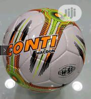 Conti Leather Football | Sports Equipment for sale in Bayelsa State, Yenagoa