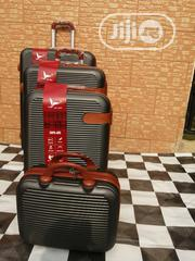 High Quality Wheeled Traveling Luggage Bags (4 Sets) | Bags for sale in Lagos State, Ikeja