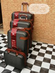 4 Wheels Trolley Suite Case Bags (4 Sets) For Traveling And Vacations | Bags for sale in Lagos State, Ikeja