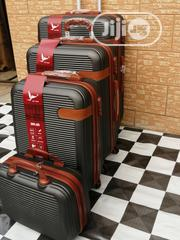 High Quality 4 Wheel Plastic Luggage Bags (4 Sets) Available Now | Bags for sale in Lagos State, Ikeja