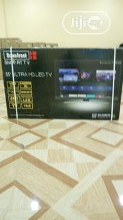 Scanfrost 55inc Smart Tv | TV & DVD Equipment for sale in Abuja (FCT) State, Wuse