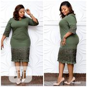 Plus Size Turkey Dresses 50-56   Clothing for sale in Lagos State, Lagos Island