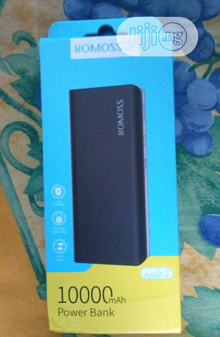 Romose Original 10000 Powerbank | Accessories for Mobile Phones & Tablets for sale in Ojo, Lagos State, Nigeria