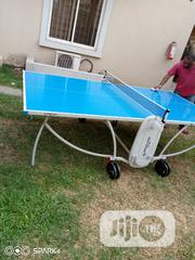 Standard Quality Outdoor/Indoor Table Tennis | Sports Equipment for sale in Lagos State, Oshodi-Isolo