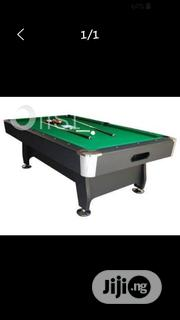 8feet Snooker Table With Complete Accessories   Sports Equipment for sale in Bayelsa State, Yenagoa