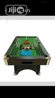 8feet Snooker Board With Complete Accessories | Sports Equipment for sale in Bayelsa State, Yenagoa