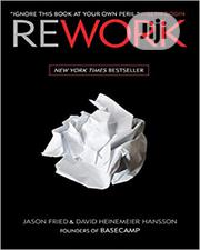 Rework By Jason Fried, David Heinemeier Hansson | Books & Games for sale in Lagos State, Oshodi-Isolo