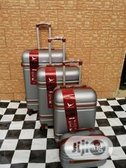 Ash Colored Trolley Suite Case Bags (4 Sets) Available In Stock | Bags for sale in Lagos State, Ikeja