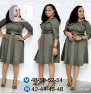 New Quality Turkish Ladies Flare Short Dress | Clothing for sale in Lagos State, Lagos Island