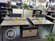 Good And Quality Work Station Table By 4 | Furniture for sale in Lagos State, Ojo