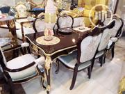 6 Seater Royal Dinning | Furniture for sale in Lagos State, Ojo