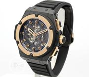 Hublot Rubber Men's Watch | Watches for sale in Lagos State