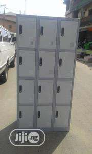 12 Locker Metal Cabinet | Furniture for sale in Lagos State, Ojo