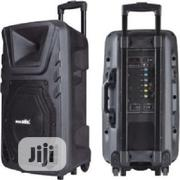Public Address System With Microphone And Bluetooth | Audio & Music Equipment for sale in Lagos State, Ikeja