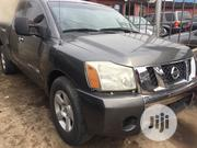 Nissan Titan 2006 Crew Cab Gray | Cars for sale in Lagos State, Lekki Phase 2