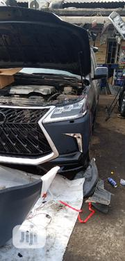 Upgrade Kit Parts Lexus Lx570 2010 To 2019 Model | Automotive Services for sale in Lagos State, Mushin