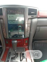 DVD Player Lexus Lx570 2019 Model | Vehicle Parts & Accessories for sale in Lagos State, Mushin