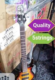 5 Strings Bass Guitar | Musical Instruments & Gear for sale in Lagos State, Ojo