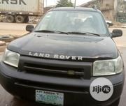 Land Rover Freelander 2004 Black | Cars for sale in Lagos State