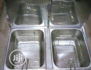 Quality Double Basket Deep Fryers | Kitchen Appliances for sale in Lagos State, Ojo