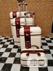 Traveling Trolley Suite Case Bags (4 Sets) With Spinner Wheels | Bags for sale in Lagos State, Ikeja