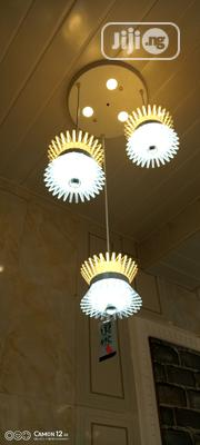 Double Color Dropping Pendant Light | Home Accessories for sale in Lagos State, Ojo