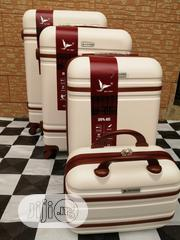 Designer Trolley Suite Case Bags (4 Sets) With Wheels | Bags for sale in Lagos State, Ikeja