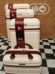 Trolley Suite Case Bags (4 Sets) With Spinner Wheels, Expendable | Bags for sale in Lagos State, Ikeja