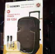 """12"""" Good New P A System 