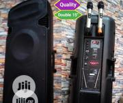 """Amaz Double 15"""" Public Address System 