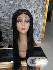 Ghana Weave Braids With Lace Closure | Hair Beauty for sale in Lagos State, Ikeja