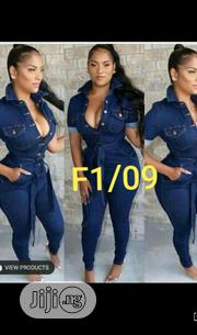 Quality Jeans Jumpsuits   Clothing for sale in Lagos State