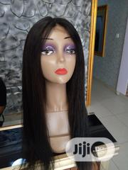 Straight Soft Natural Human Hair With Closure | Hair Beauty for sale in Lagos State, Ikeja