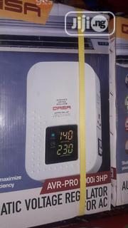Automatic Voltage Regulator - Avr PRO - 5000I 3hp | Electrical Equipment for sale in Lagos State, Ikotun/Igando