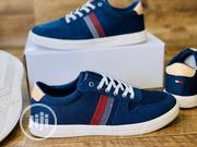 Tomy Hilfiger Blue 3 Stripe's Sneakers | Shoes for sale in Lagos State, Lagos Island