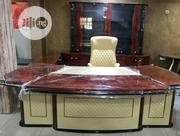 Quality Office Table + Chair + Bookshelf | Furniture for sale in Lagos State, Ikeja