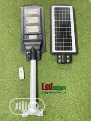 All In One Soler Street Light With Pole And Remote Control 90w | Solar Energy for sale in Sokoto State, Bodinga