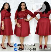 New Female Classic Ladies Turkey Short Flare Gown | Clothing for sale in Lagos State, Lagos Island