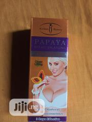Papaya Breast Enlarging Oil(100% Natural | Vitamins & Supplements for sale in Lagos State, Egbe Idimu