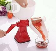 Crown Star Kitchen Aid Manual Tomato Crusher Grater Grinder Blender | Kitchen Appliances for sale in Lagos State, Lagos Island