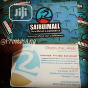 Business Cards | Other Services for sale in Lagos State, Shomolu