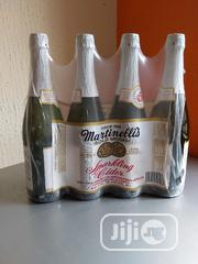 Martinelli's Sparkling Cider Non Alcoholic Wine   Meals & Drinks for sale in Lagos State, Surulere