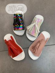 Classic Unisex Sequence Slippers | Children's Shoes for sale in Lagos State, Ajah